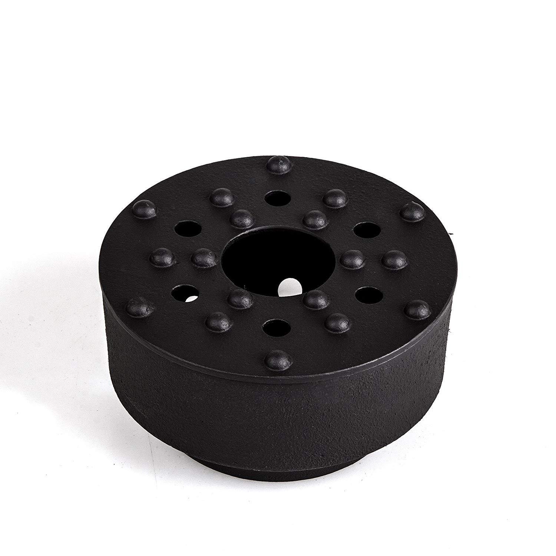 Japanese Cast Iron Pot Tea Set Warmer (Warmer)