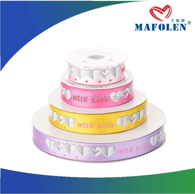 Popular Customized Packing Ribbon Ribbon Safety Pin