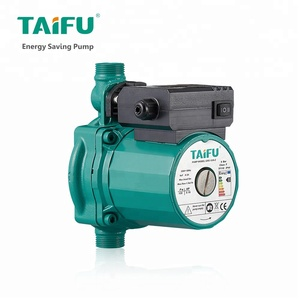 China Top1 pump manufacturer high pressure circulating electric water heater booster pump
