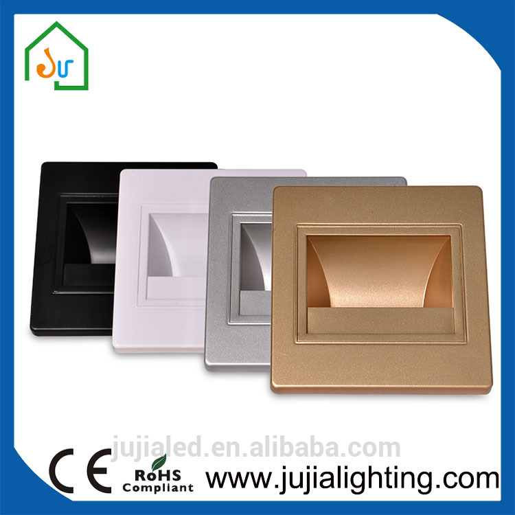 pretty Small Night Light For Stairs Recessed Led Step Light