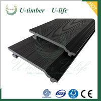 Low price Wood Plastic Composite exterior wall panel
