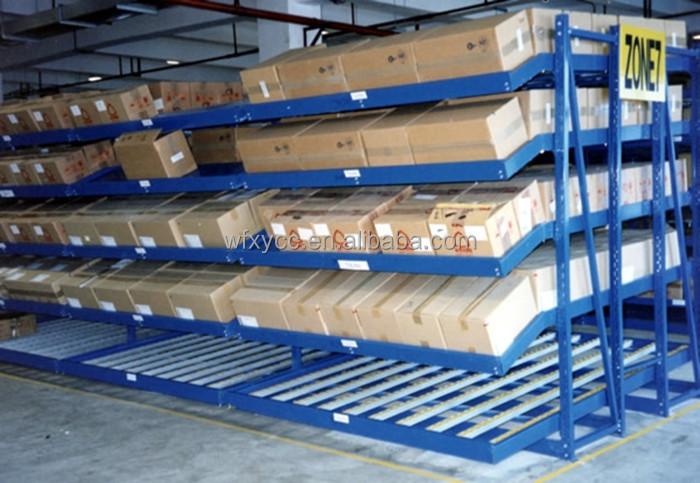 Warehouse Rack System Industrial Sliding Shelf Buy