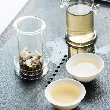 EU Standard Chinese green tea high quality flavor jasmine flower tea - 4uTea   4uTea.com