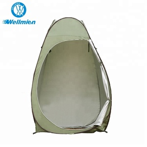 Cheap Pop Up Single Toilet Shower Changing Privacy Tent