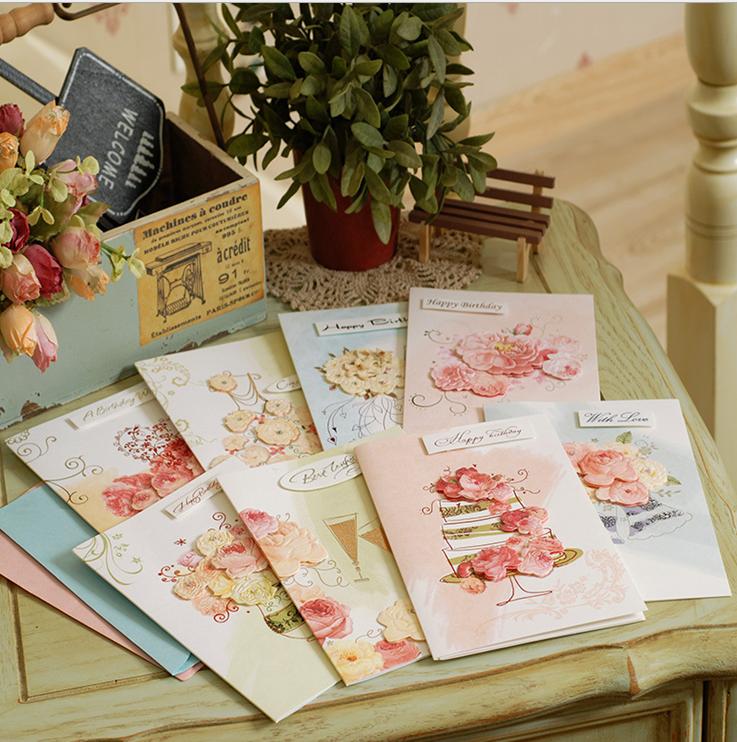 Виды сувенирных открыток
