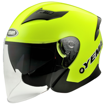 2017 New model wholesale scooter 3/4 open face helmet motorcycle Dot approved helmet