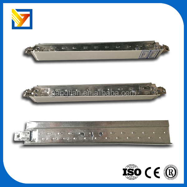 light steel keel channel ceiling system