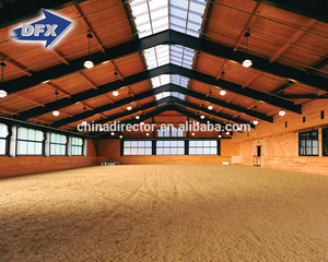 Cost Saving Prefabricated Steel Structure Horse Stall
