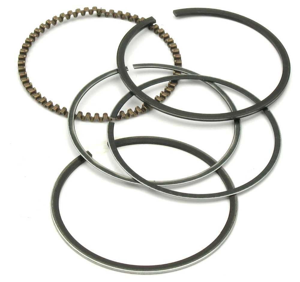 Chongqing Factory Motorcycle engine piston rings