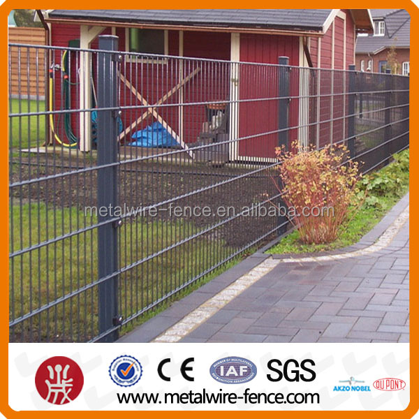 2d Double Wire Fence 868 Mesh Fence Panels Manufacture