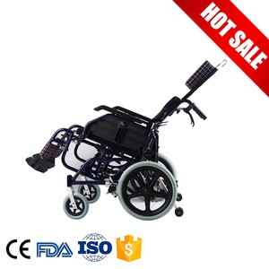 Factory direct supplier safe unique design tilt wheelchair