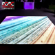 P12.5 P7.8 P4.8 clear glass led video dance floor mats for car show