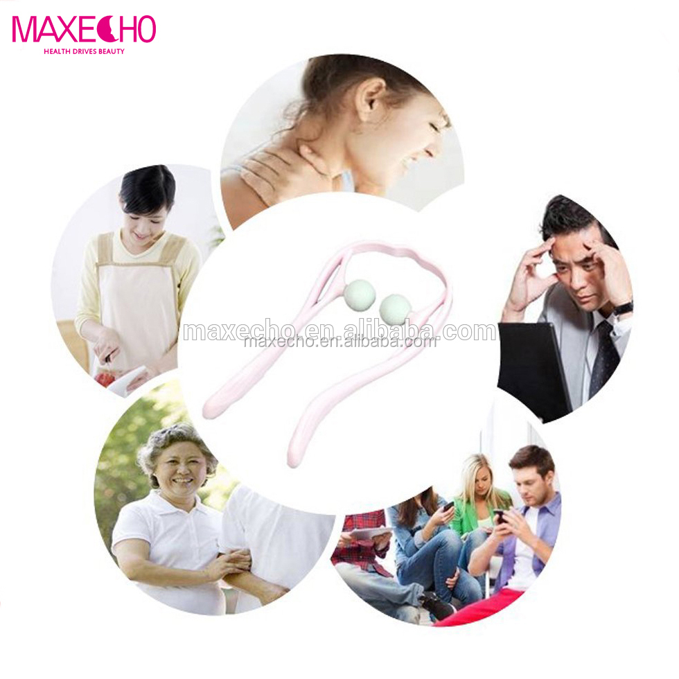 MAXECHO Multifunctional Neck Massager for Neck and <strong>Shoulder</strong>, Color Customized