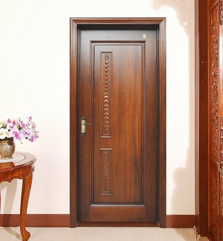 Indian main door designs home solid wooden window doors for Single door designs for indian homes