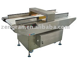JST2000-V Metal detector iron and stainless for aluminum foil packaging machine