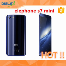Distributer elephone s7 mini stock phone english package 138g 5.2 mini inch smartphone
