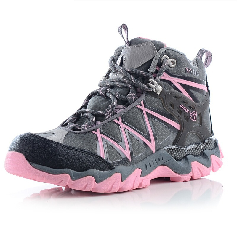f7b829bdfca4 Get Quotations · Double rax waterproof men hiking shoes women walking shoes  breathable ultra light slip resistant lover outdoor
