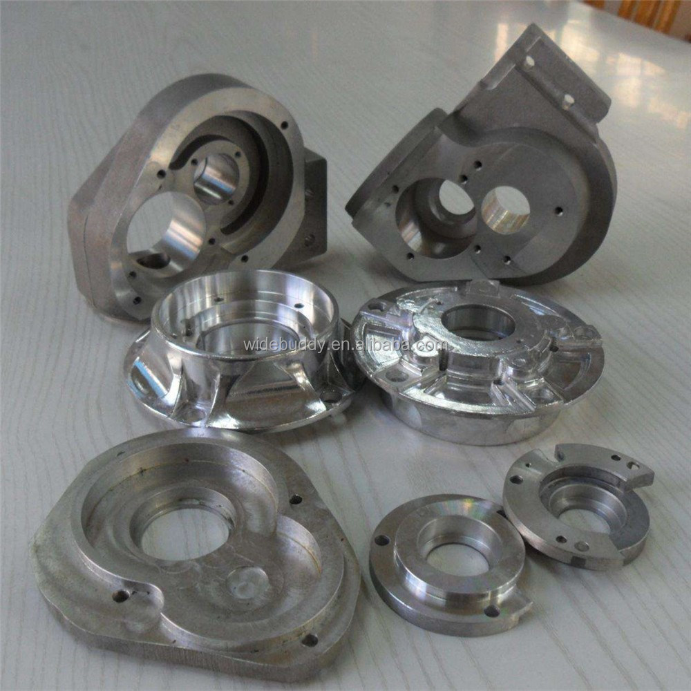China oem aluminum parts cnc lathe machining with cheap price