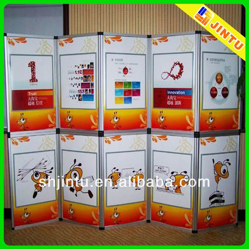 hot sale kt board screen with printing for Shanghai company