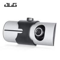 GPS Logger Dual Lens Dash Cam Car Dvr With Windshield Vehicle Suction Cup Mount and Full HD Front and Rear Camera