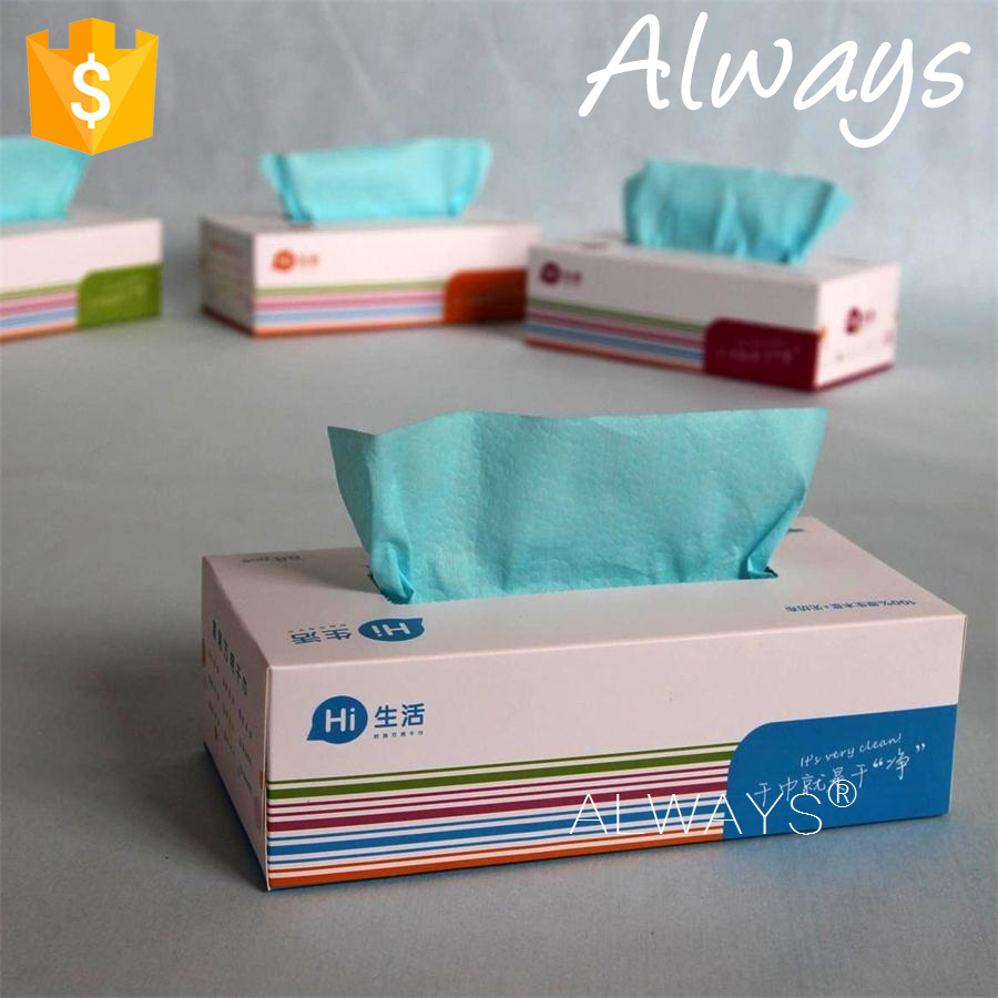 Disposable household cleaning eco-friendly nonwoven kitchen towel