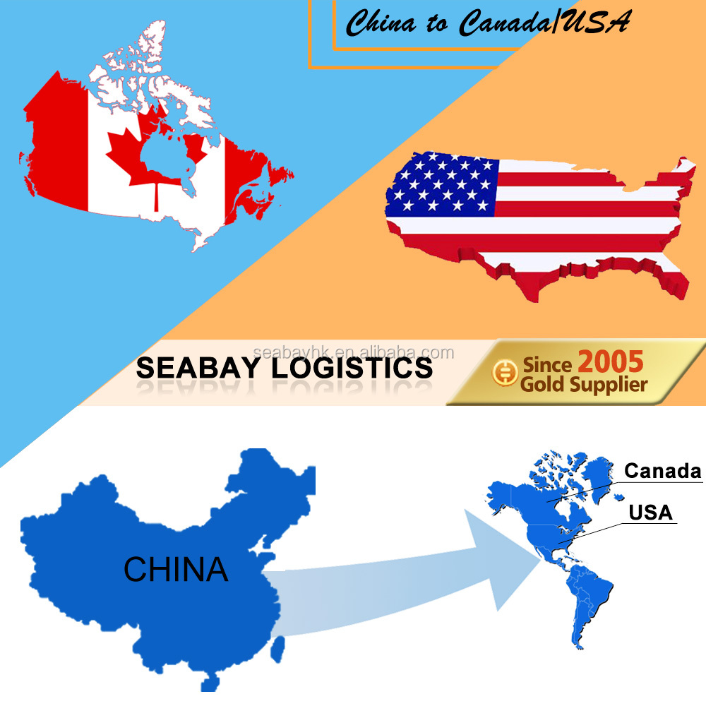 international shipment to usa from china