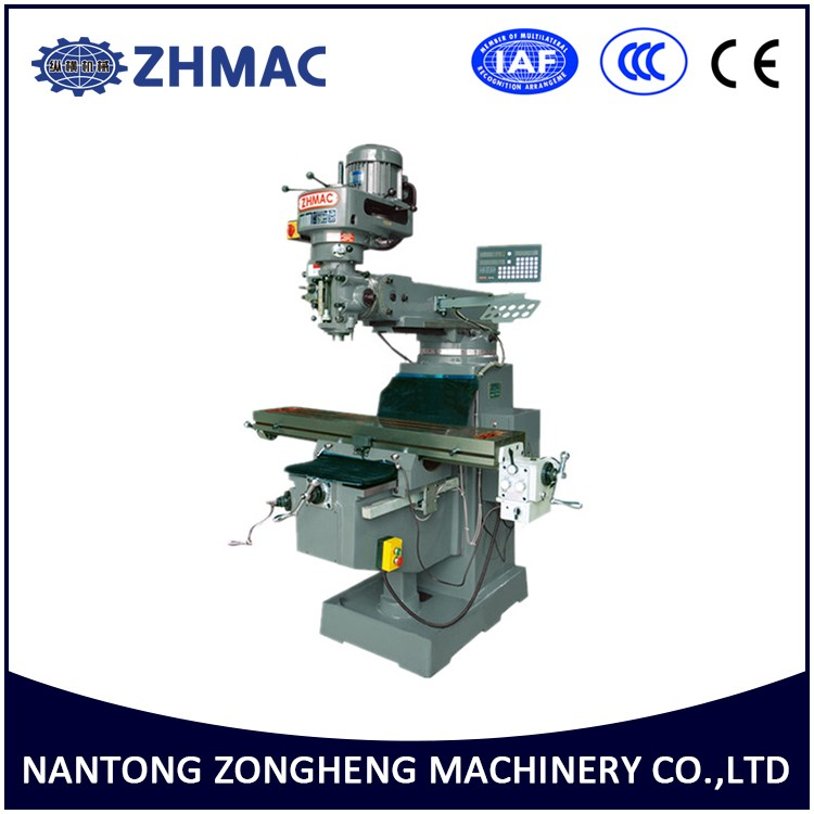 High Performance Turret Drill Milling Machine Xj6325t From China ...