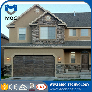 Intelligent Sectional Residential Raised Machine Panel Lift Garage