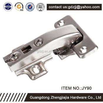 JY90 Series 90 Degree Adjust Kitchen Cabinet Lama Concealed Hinge