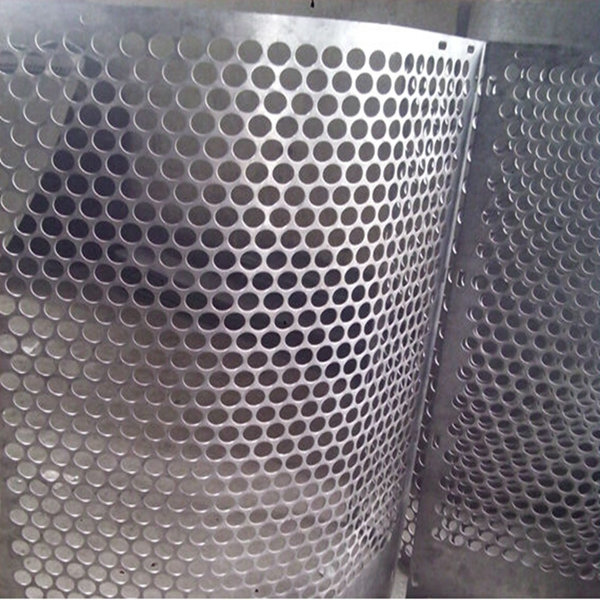 1mm Hole Micro Perforated Metal Sheet Perforated Sheet