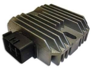 Honda Voltage Regulator 250 TRX 1997-2001 / 250 TRX-EX 2001-2005 / 250 TRX-TM / TE 2002-2004 / 400 TRX-EX 1999-2004 ATV WSM 65-710 OEM# 31600-HM8-013, 31600-HM8-003