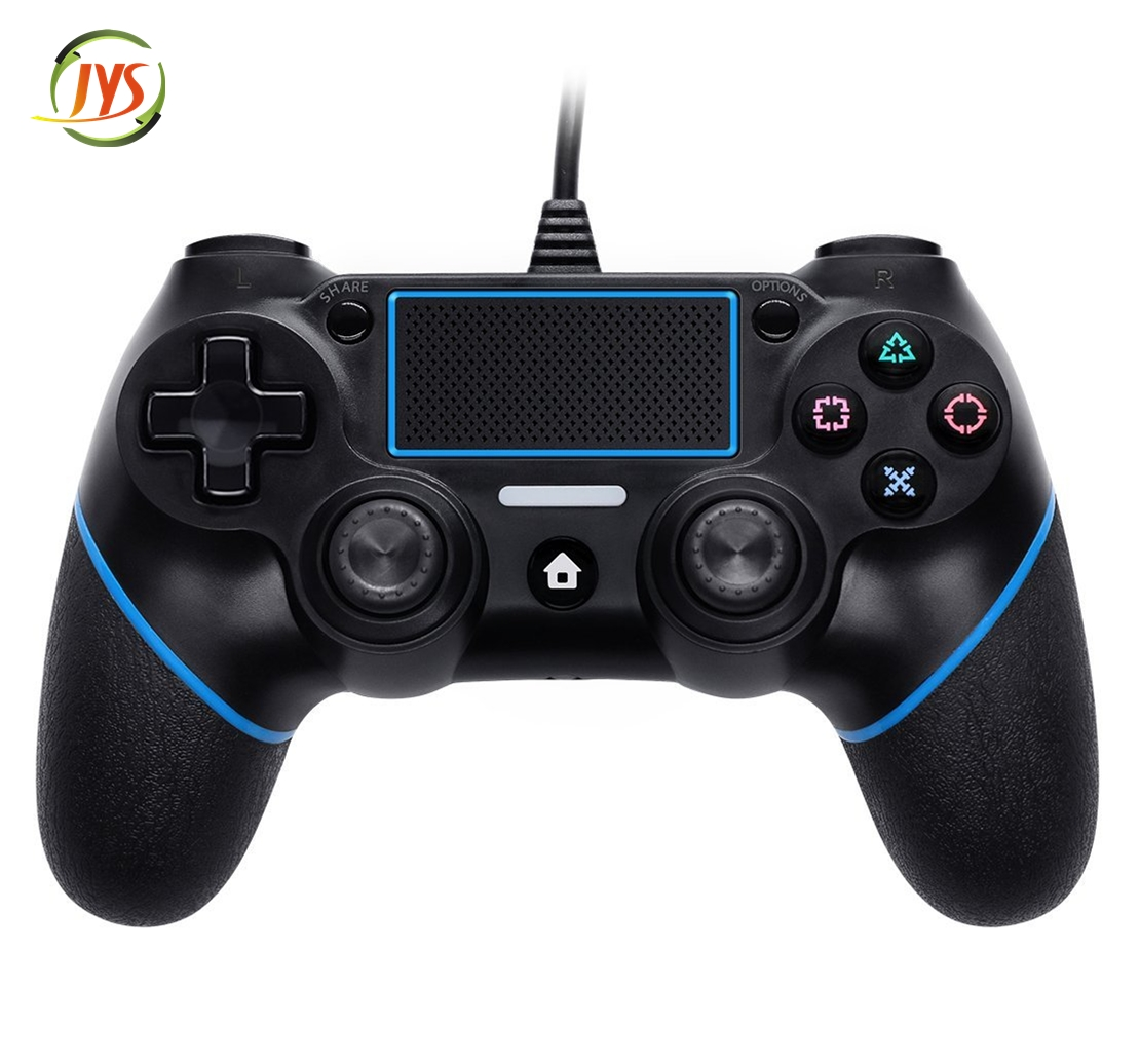 Ps4 Controller Wired Gamepad For Ps4 / Ps3/pc - Buy Ps4 Controller Wired  Gamepad For Ps4 / Ps3/pc,Factory Price Ps4 Controller Wired,Ps4 Wired