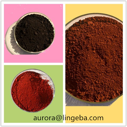 Red Yellow Black Iron Oxide Powder For Personal Care Red