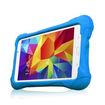 Ultra light weight shock proof cover case for samsung galaxy tab 4 7.0 t230
