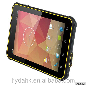 8 inc tablet pc rugged waterproof tablet pc wifi gps 1GB ram 3g android tablet p200.