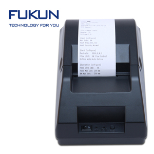 58mm Auto Cutter 3inch Direct Thermal Printer With USB Price In India for Online Shipping