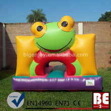 Mini Toddler Frog Inflatable Baby Bounce House