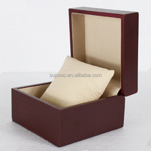 Accept custom order High quality wood watch case/watch box/watch gift packaging