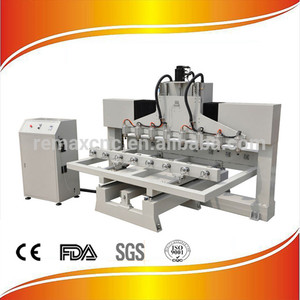 Remax-1530 cnc wood carver,woodworking rotary cnc router factory can be customer made