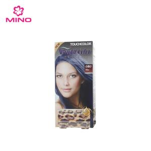 Permanent Natural Hair Color Dark Blue Hair Dye