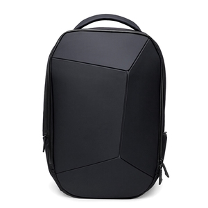 Original Xiaomi Fashion Notebook Big Capacity Waterproof Geek Backpack(Black)