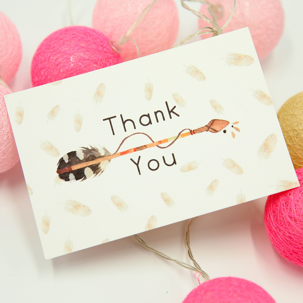 Wholesale Cheap Price Thank You Cards With Envelope Buy Cheap