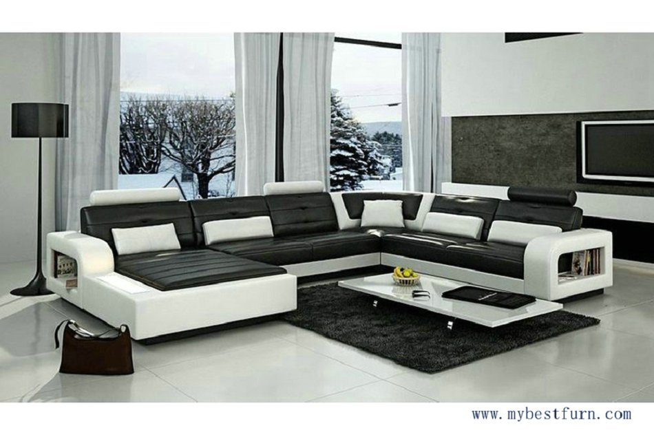 my bestfurn sofa modern design elegant couch luxury style sofa set with bookshelf fashion and. Black Bedroom Furniture Sets. Home Design Ideas