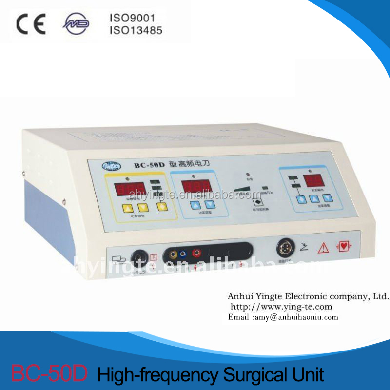 Bipolar electrocoagulation cautery surgical