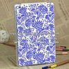 blue-and-white design case for iPad Mini