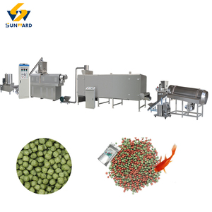 Floating tilapia fish food processing line, fish food machine, fish fodder facility with high quality