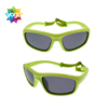 2019 HOT selling cute folding kids baby sunglasses with strap children square sport sunglasses