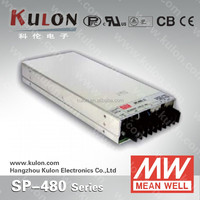 Mean Well SP-480-5 480w 5v industrial usb led driver