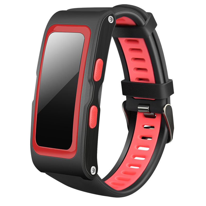 HOT GPS Track Record IP67 Waterproof Sport Smart Watch Band for Android iOS phone Wristband