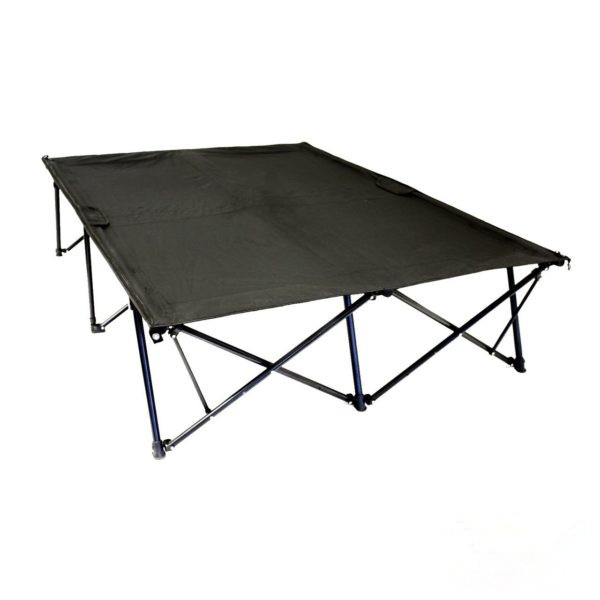 New 2 Person Double Folding Camping Bed